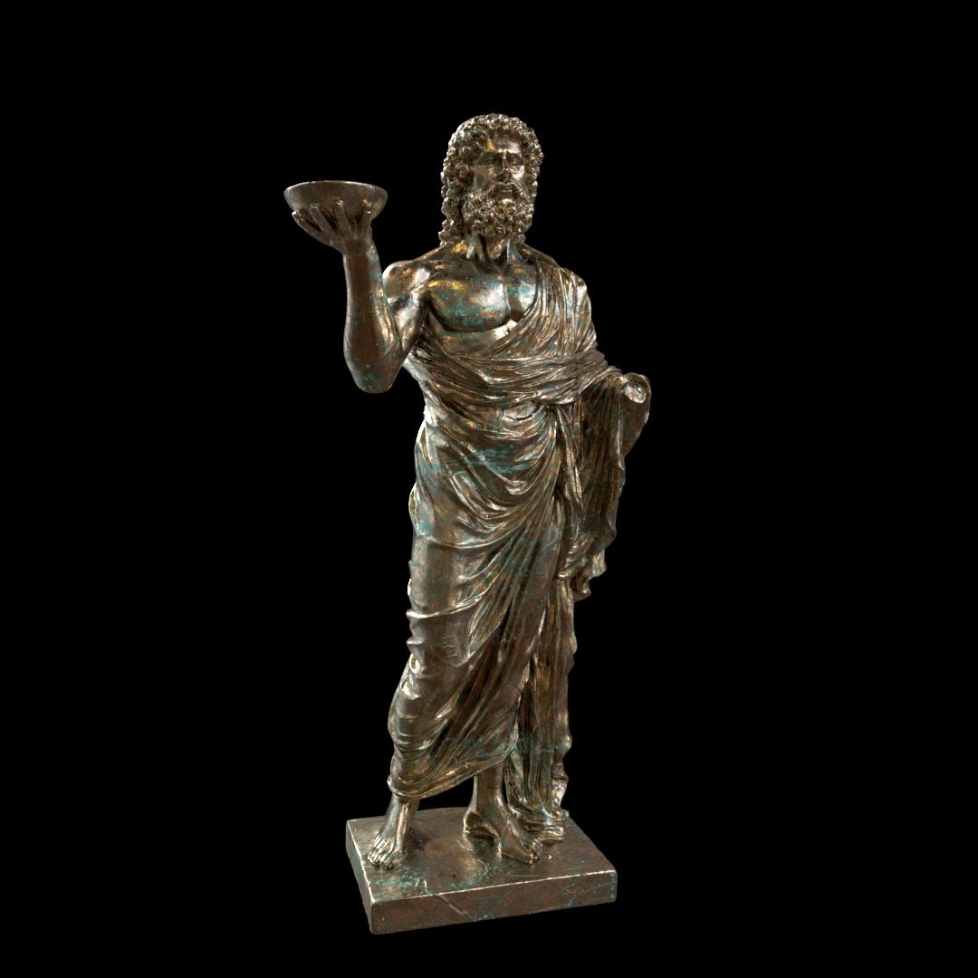 3D Zeus