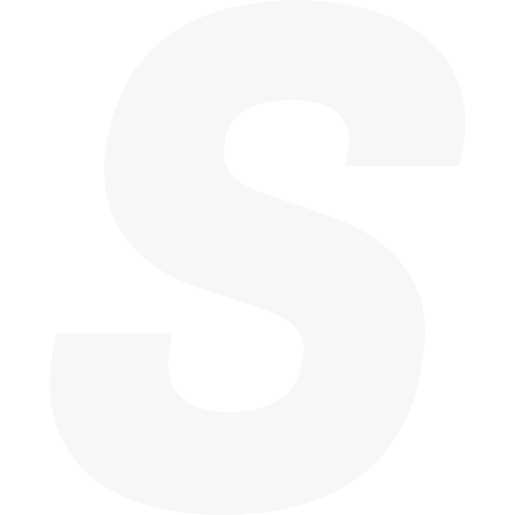the letter s