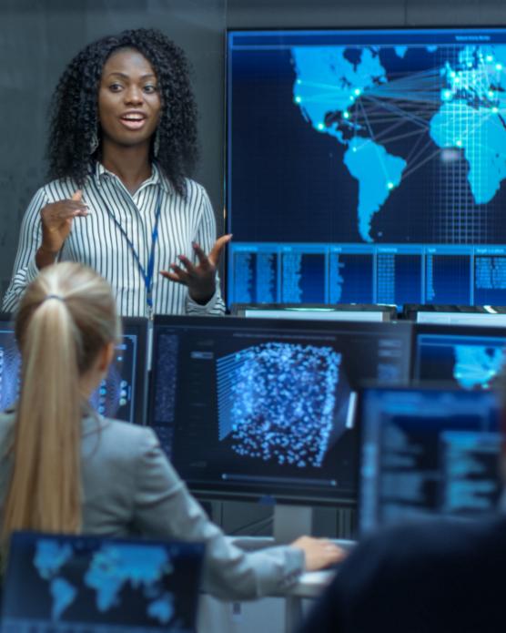 Team speech on cyber security