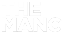The Manc logo