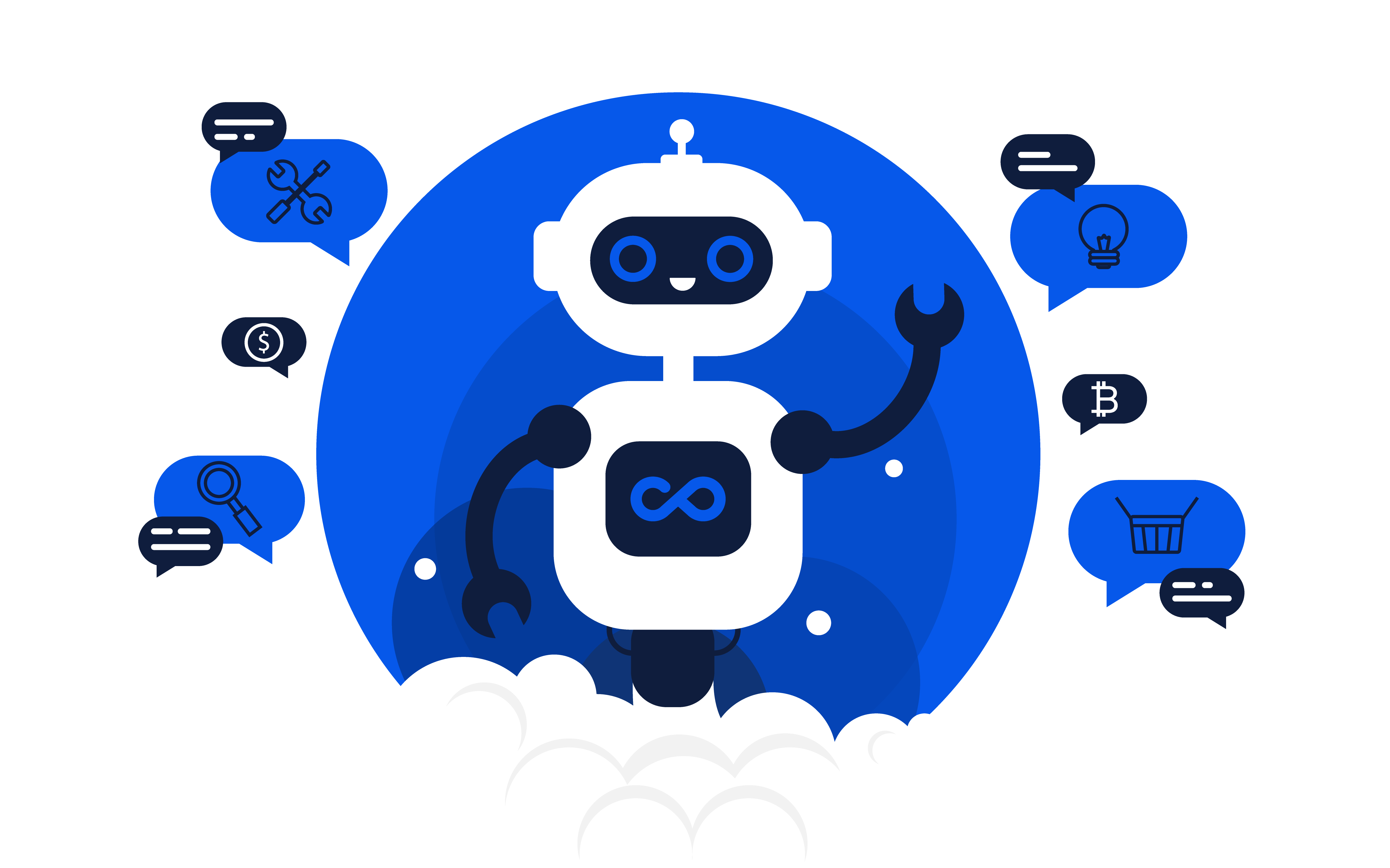 Chatbots in information collecting