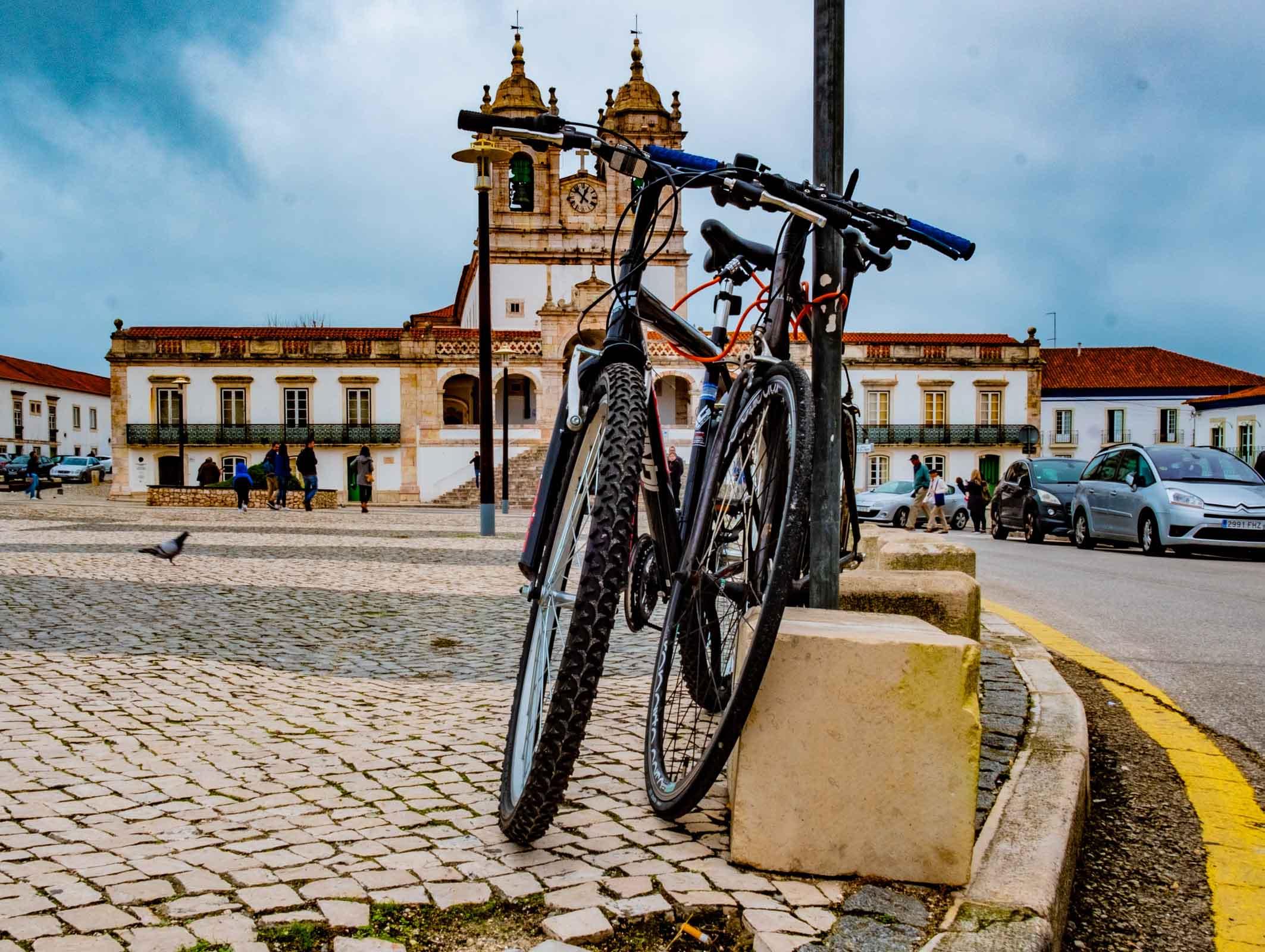 rutas culturales en bicicleta