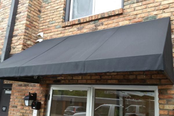 Commercial Awning Cleaning