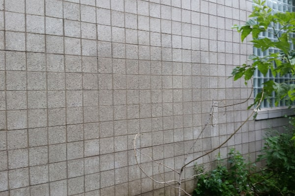 public property after graffiti removal