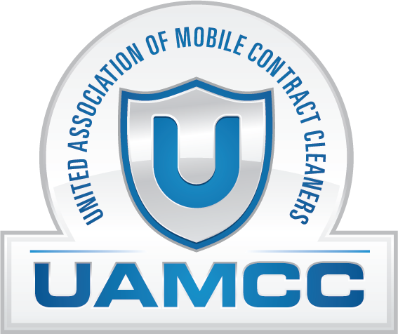 United Association of Mobile Contract Cleaners Badge