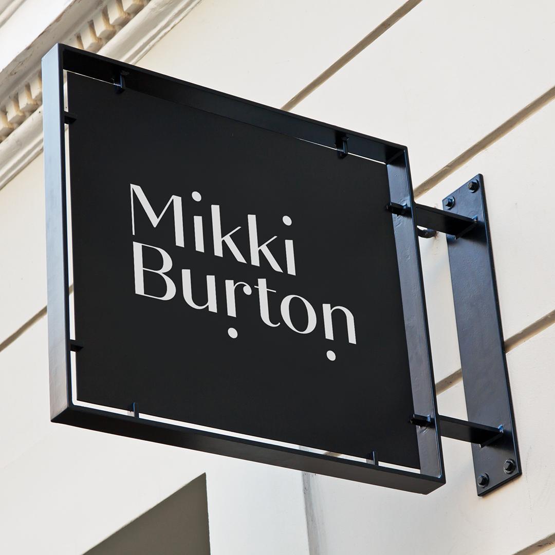Mikki Burton branding design