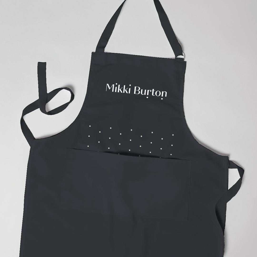 Mikki Burton apron