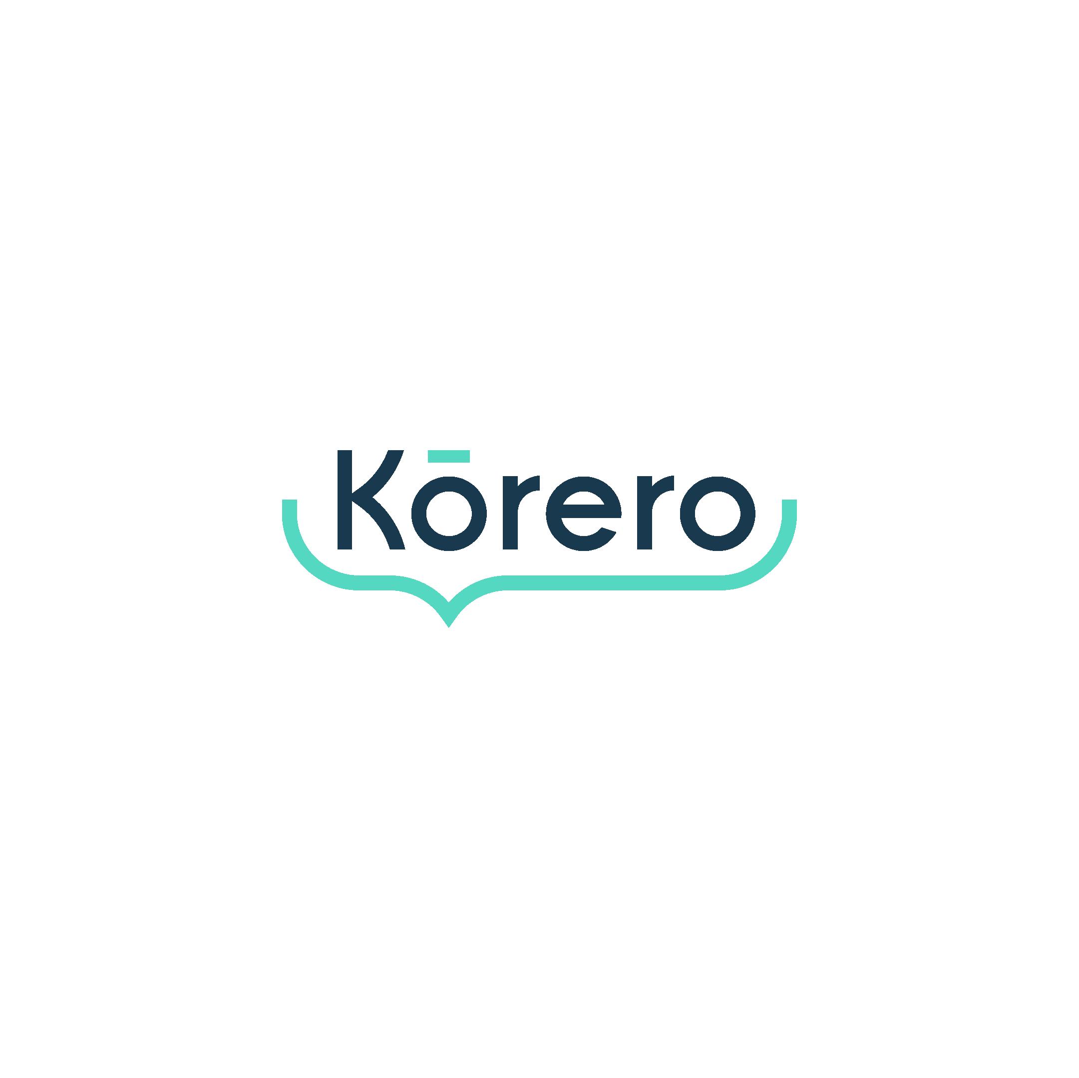 Korero logo