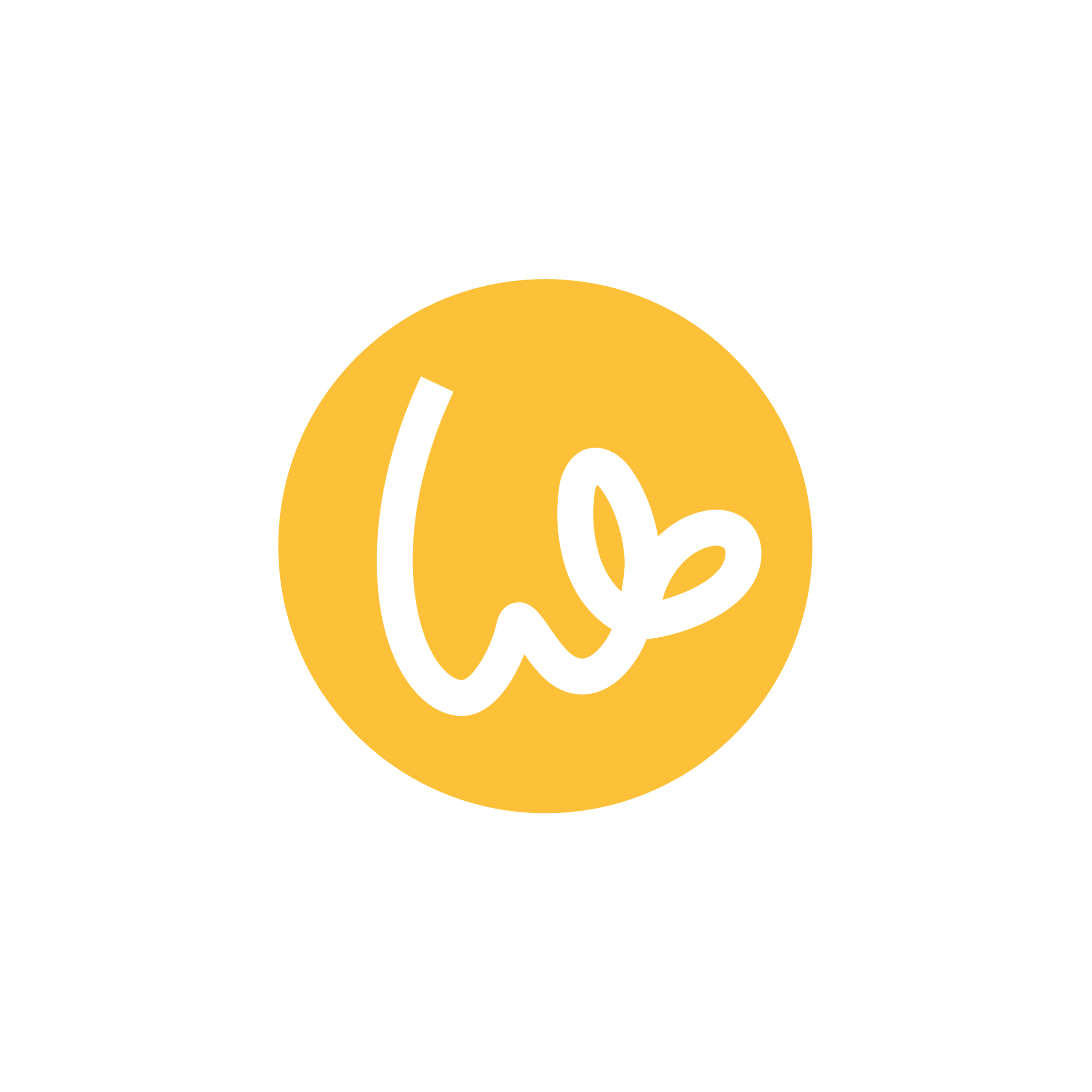 Wellbee badge logo by Ben Clark Design