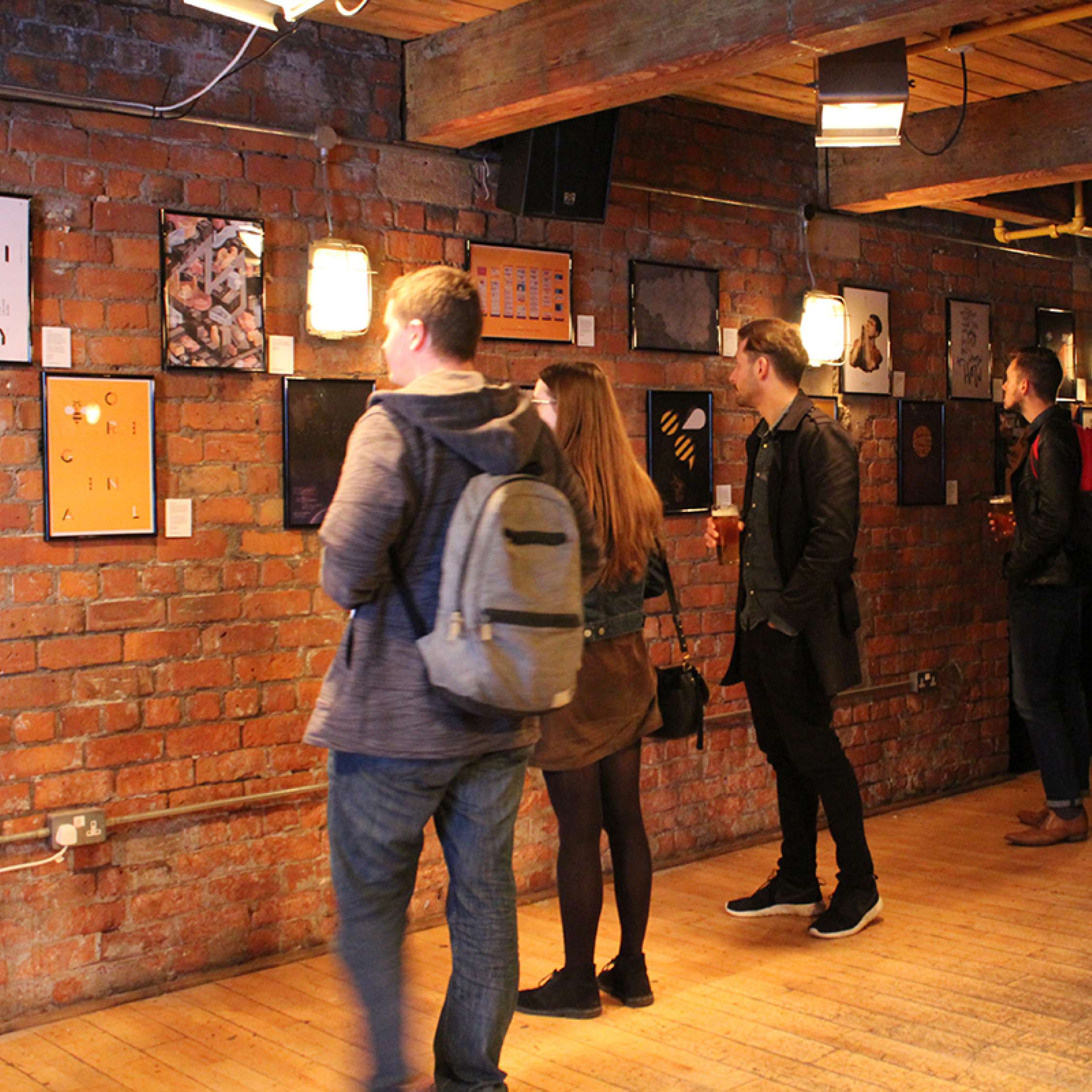 Manchester in Mind event, celebrating Manchester and the minds that make it