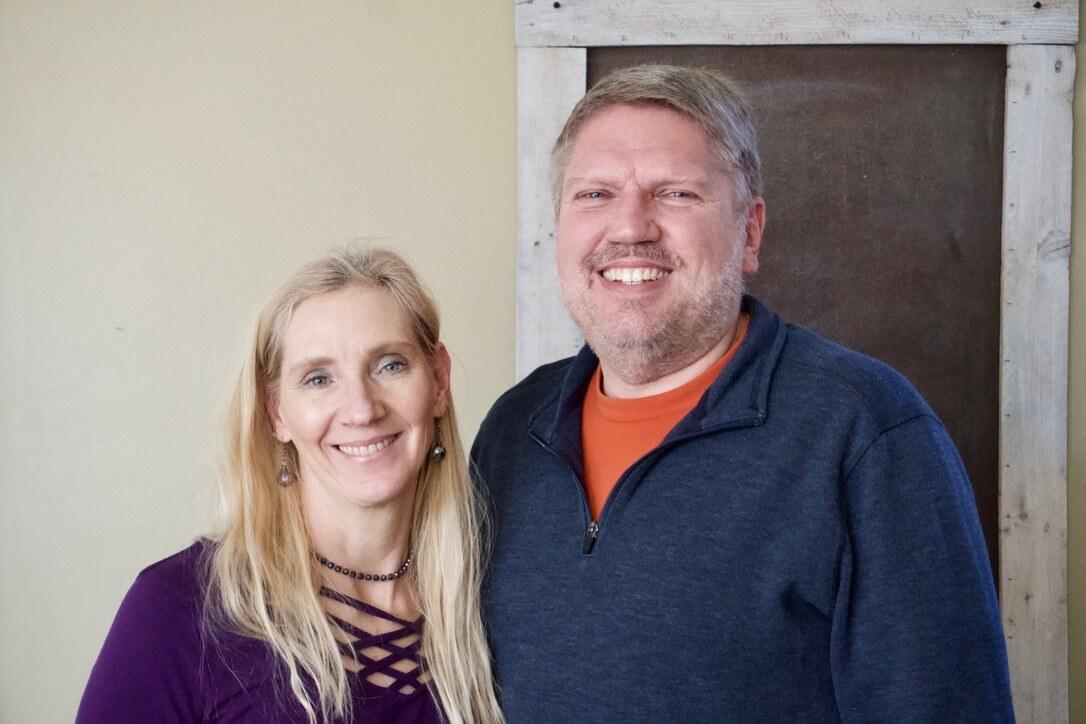 Jeff and Cheryl Thomas