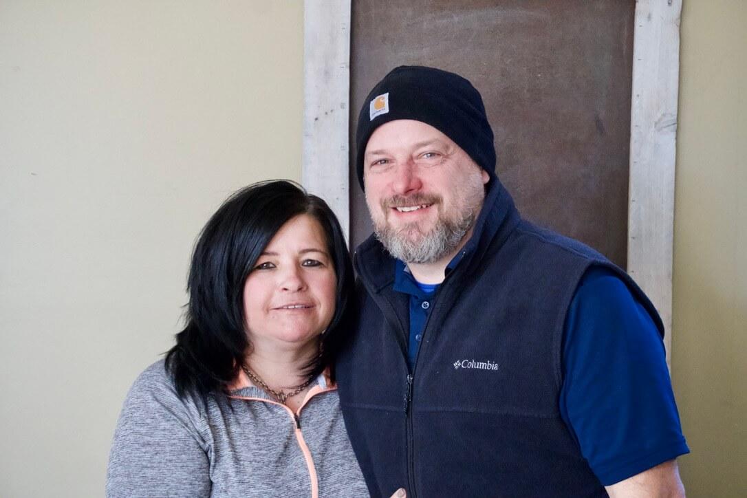 Chris and Dawn Gable