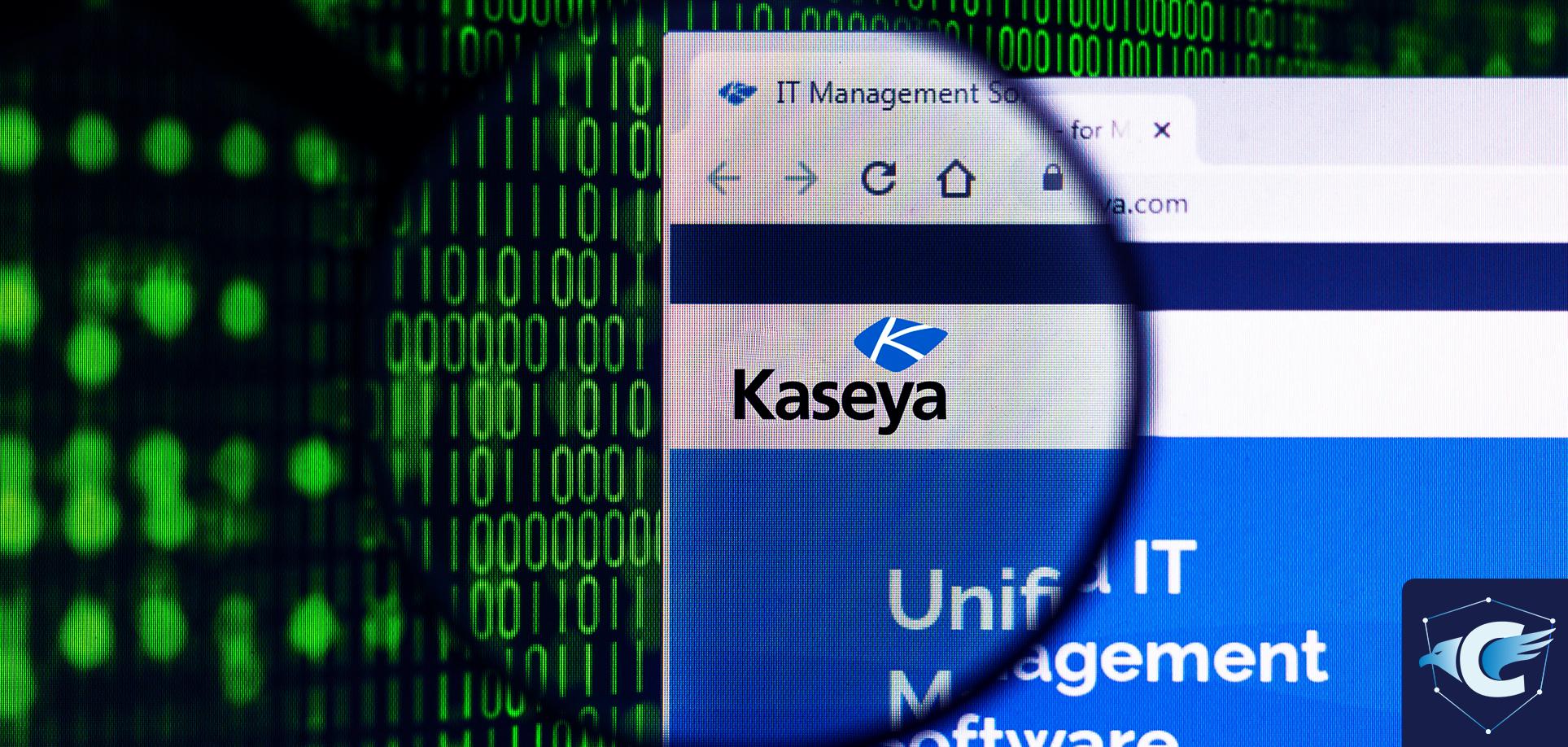 Piratage informatique : Zoom sur le cas Kaseya