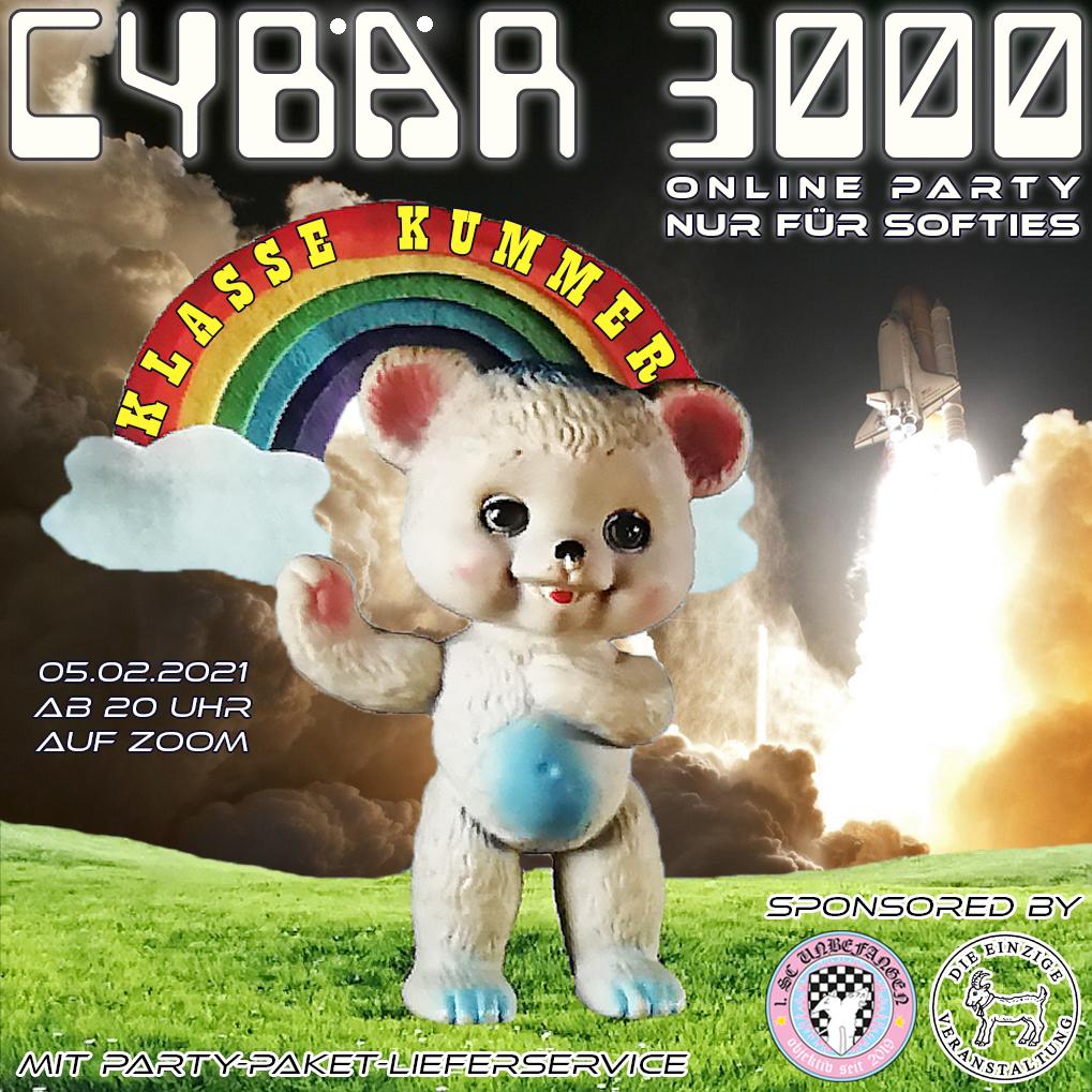 Klasse Raimund Kummer - Cybär 3000 online party nur für softies