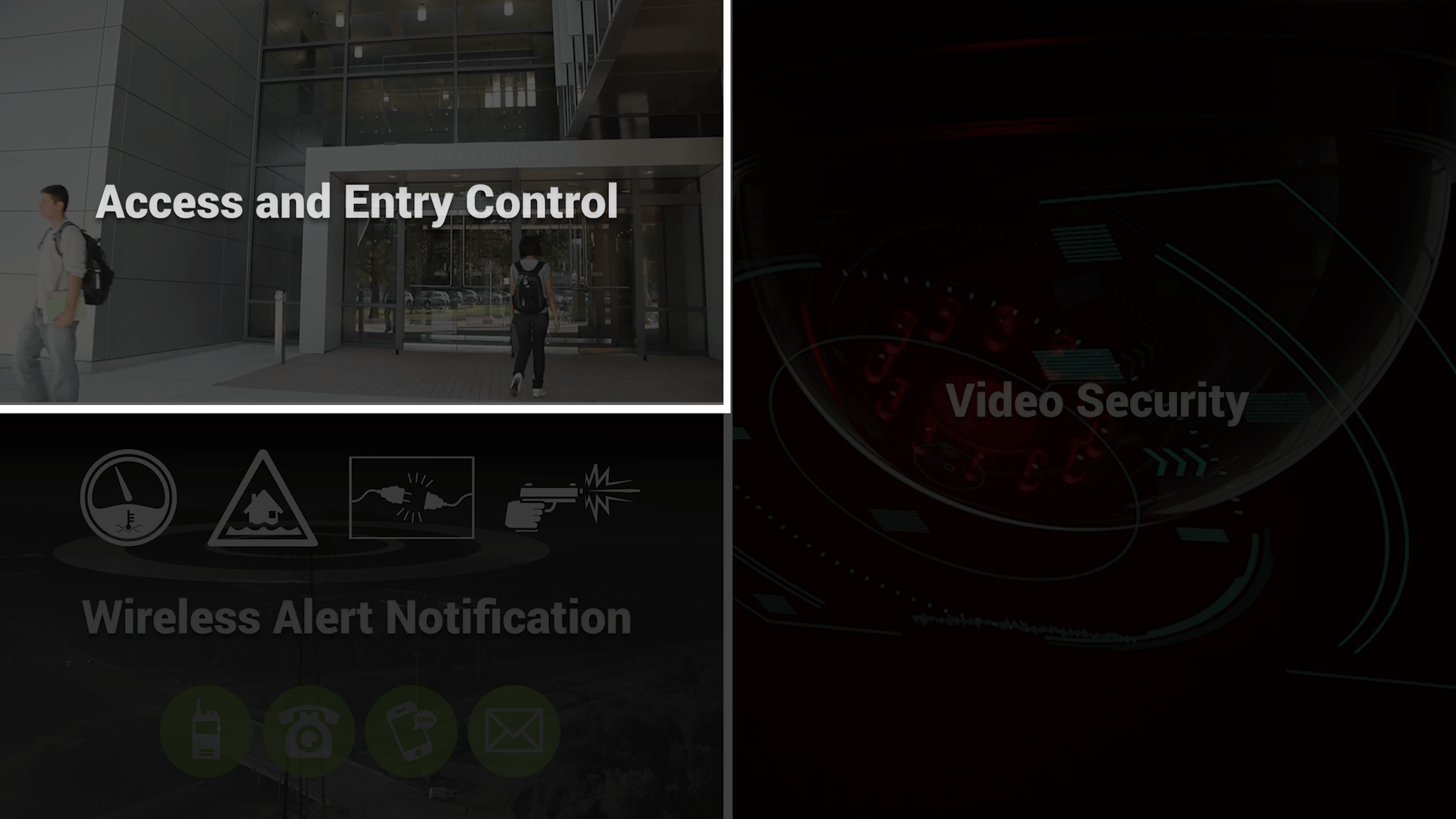 Access and Entry Control