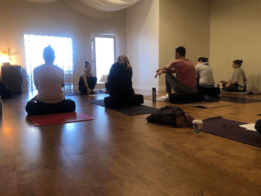 Learn to teach yoga