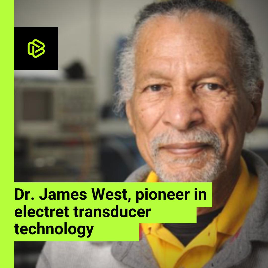 Black History Spotlight: Dr. James West