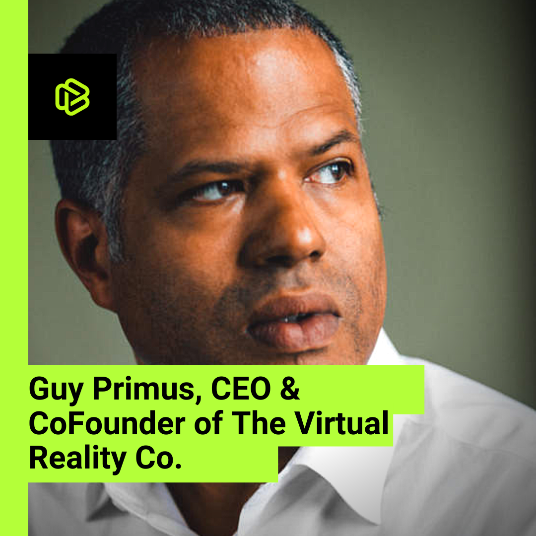 Black Excellence in Modern Tech: Guy Primus