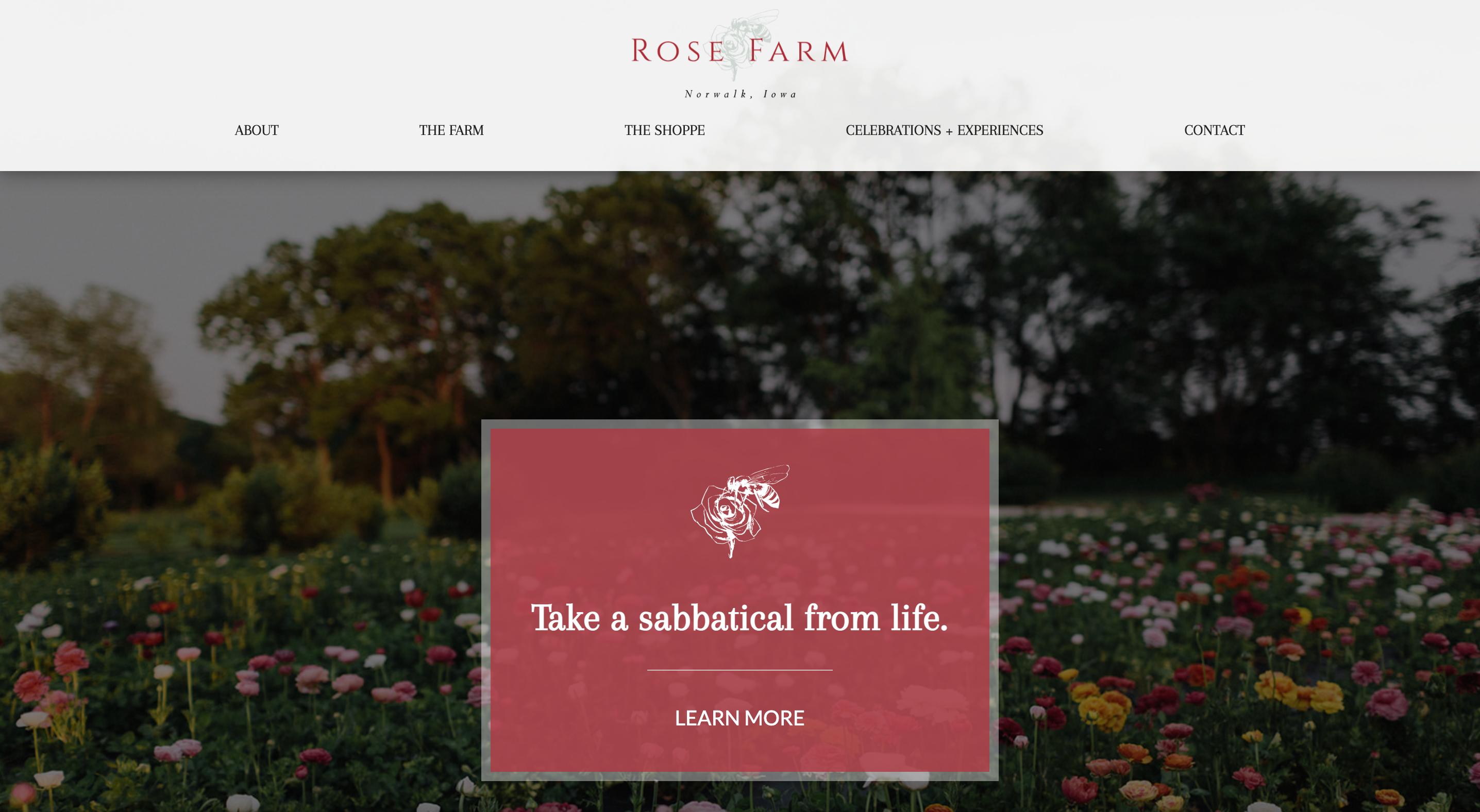Rose Farmstead