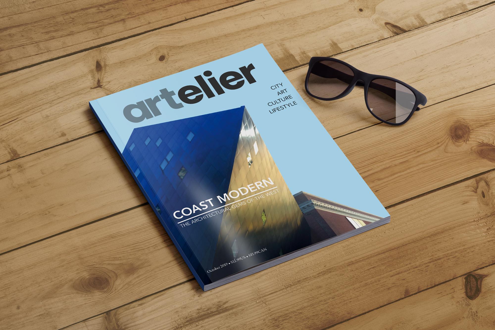 Artelier Urban Magazine