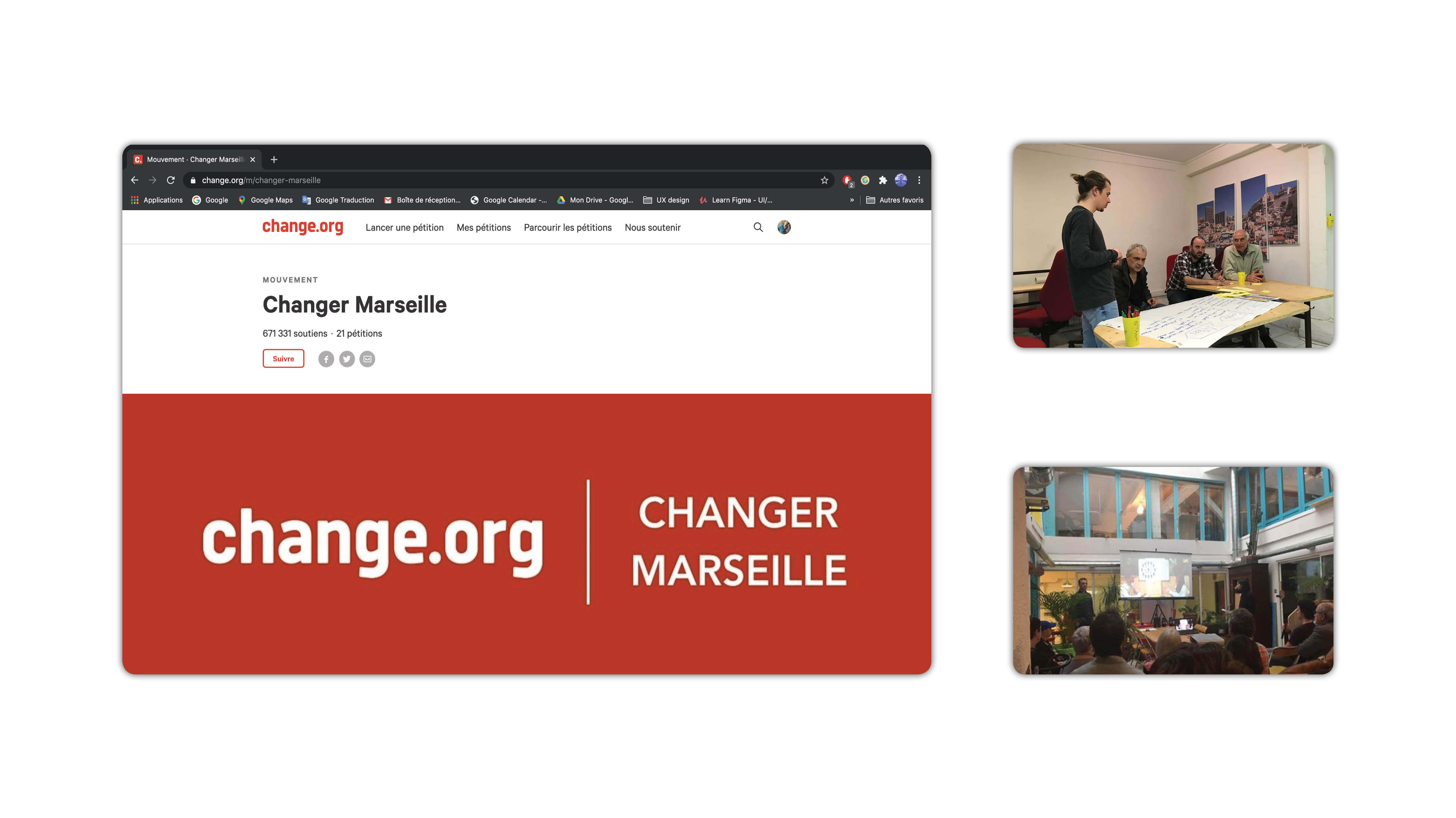 Case study Change.org