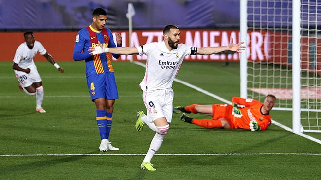 Gay cấn bảng xếp hạng La Liga: Barca thua Siêu kinh điển lại rộng cửa vô địch