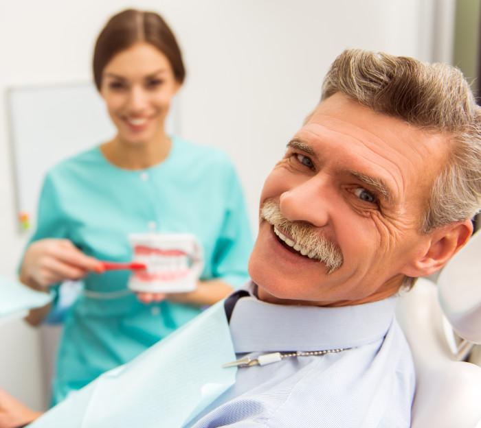 Odontoiatria a domicilio