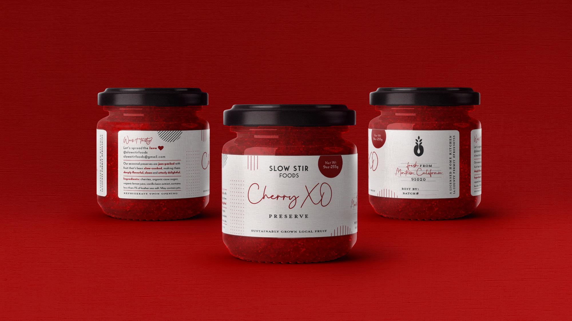 Cherry Jams