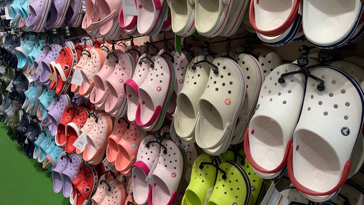 Crocs sales soar due to Covid - CNN