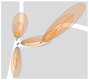 smartmicro curved road radar detection