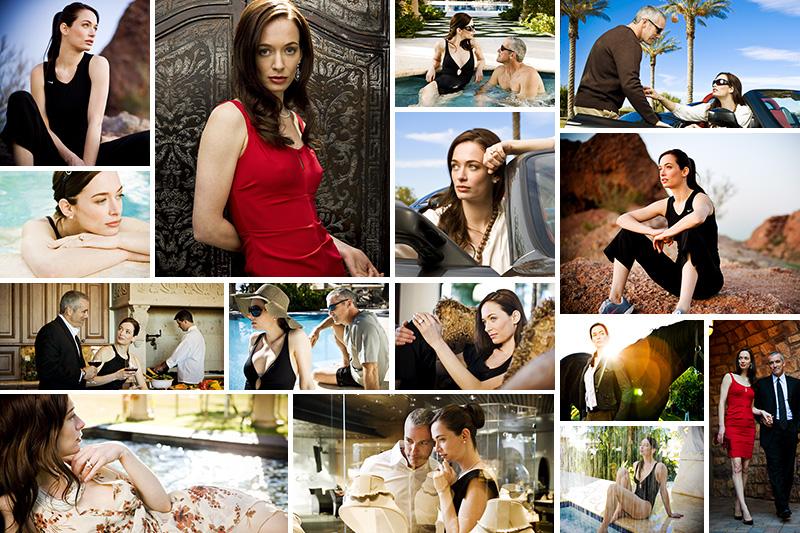 The Ritz-Carlton Photoshoot