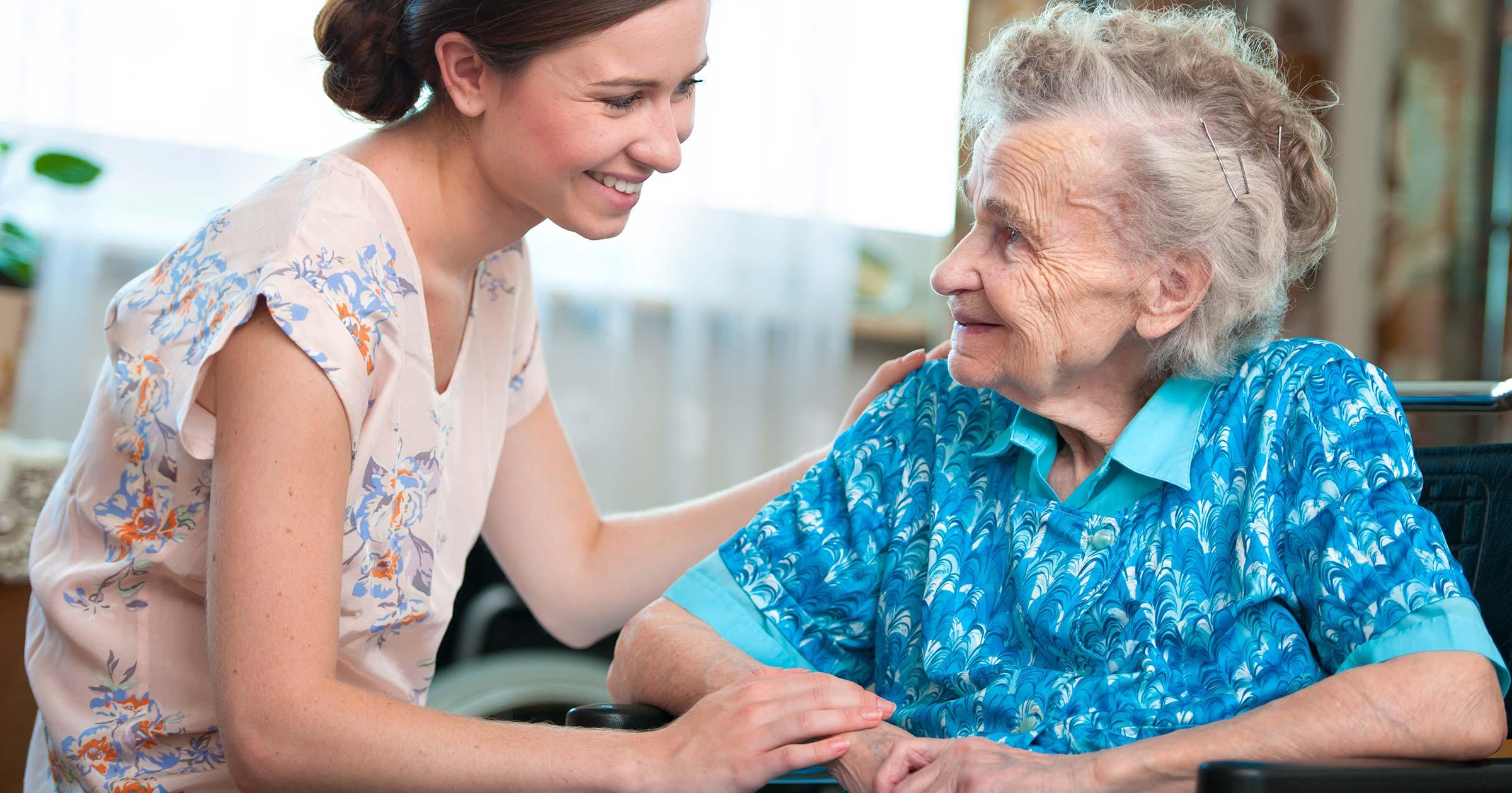 Tipps gegen Rückenprobleme für Pflegende