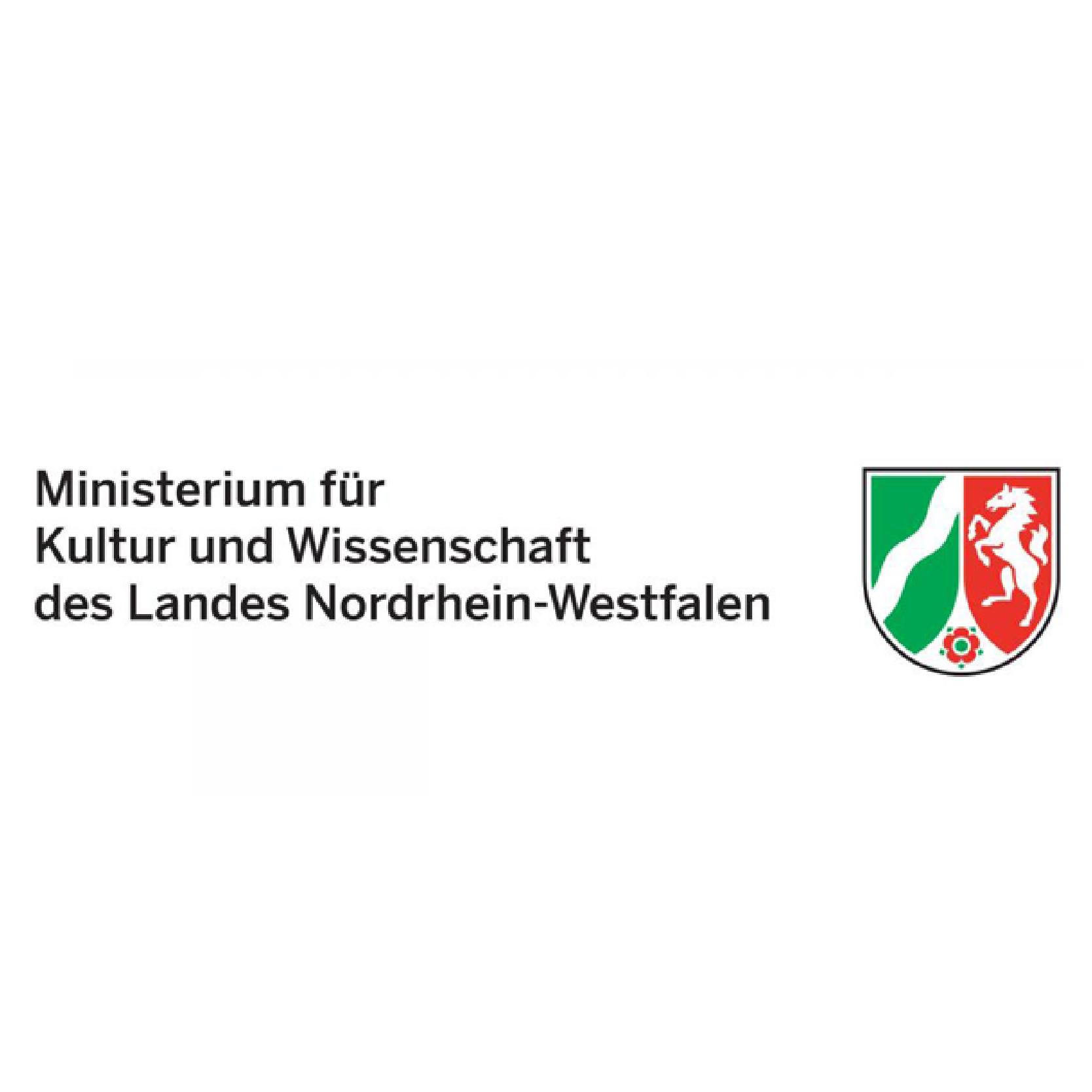 Ministerium für Wirtschaft NRW Logo
