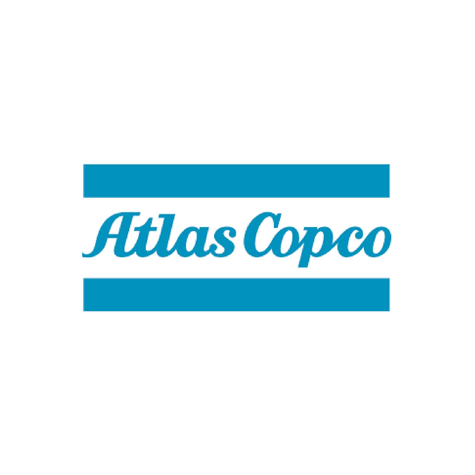 Atlas Copco Logo Agenur