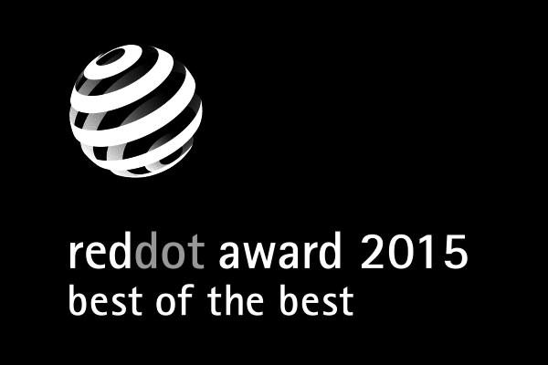 Reddot Award best of the best