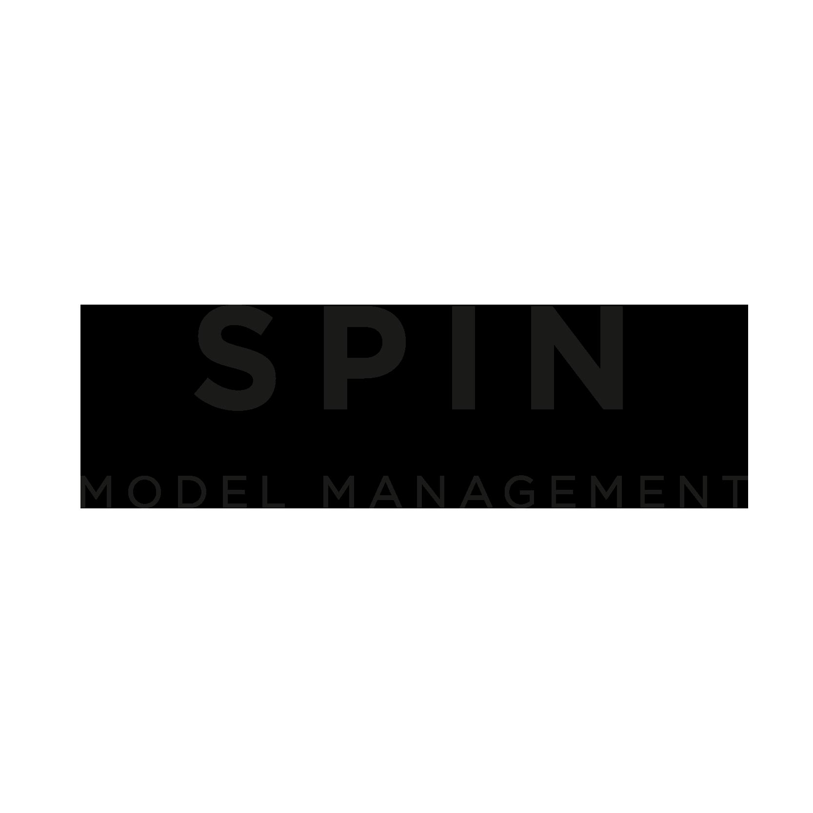 Spin Modelmanagement Logo