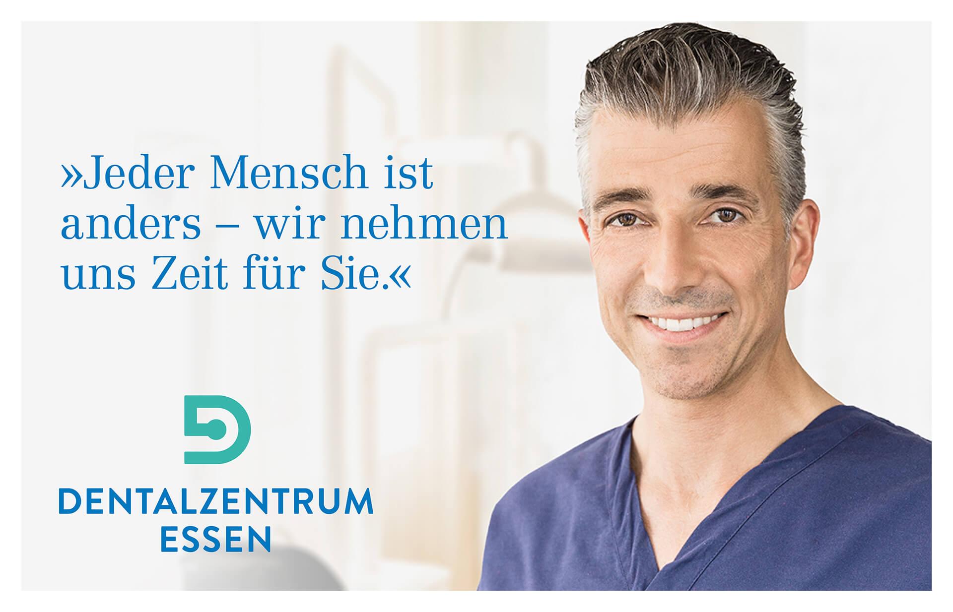 Dentalzentrum Essen Anzeige
