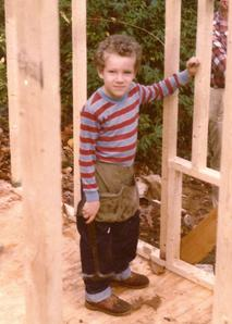 NJPB owner Keith Mellen at age 7