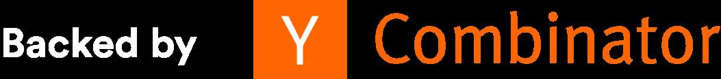 y combinator footer logo