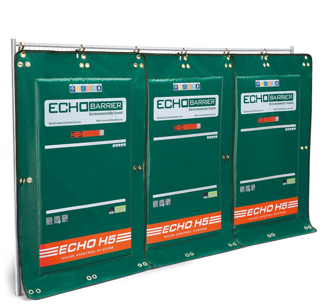 Barriera acustica H5™