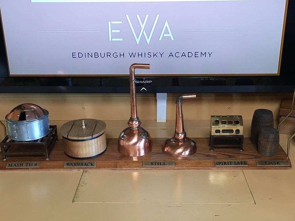 Edinburgh Whisky Academy Fife Whisky Festival