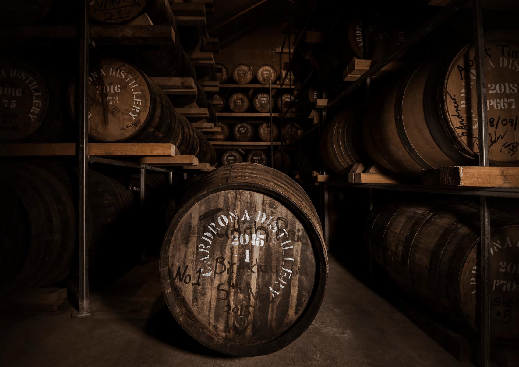Cardrona Distillery Fife Whisky Festival