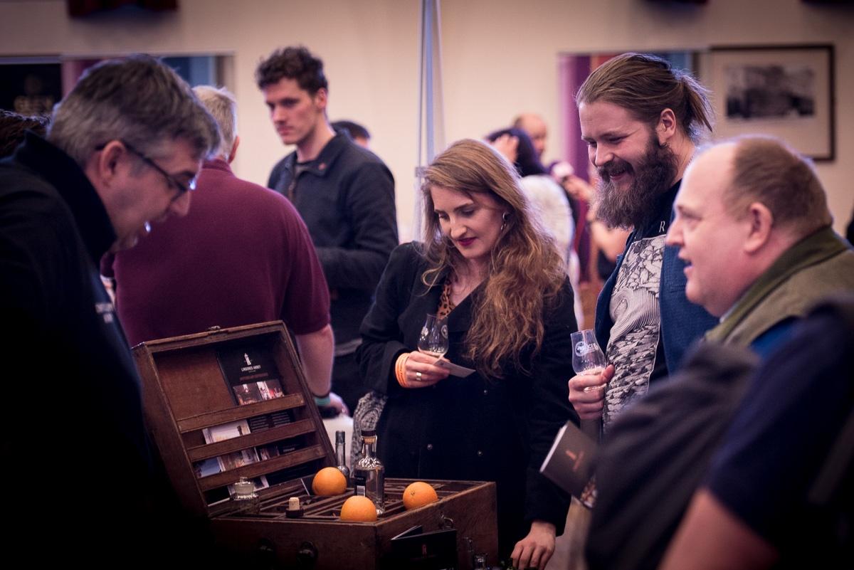 Lindores Abbey Distillery Fife Whisky Festival