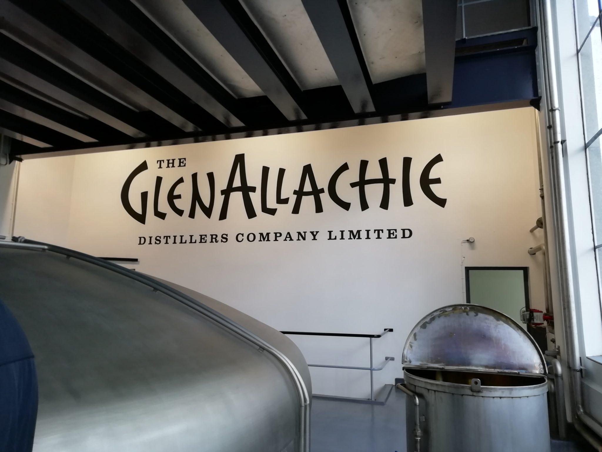 GlenAllachie Fife Whisky Festival