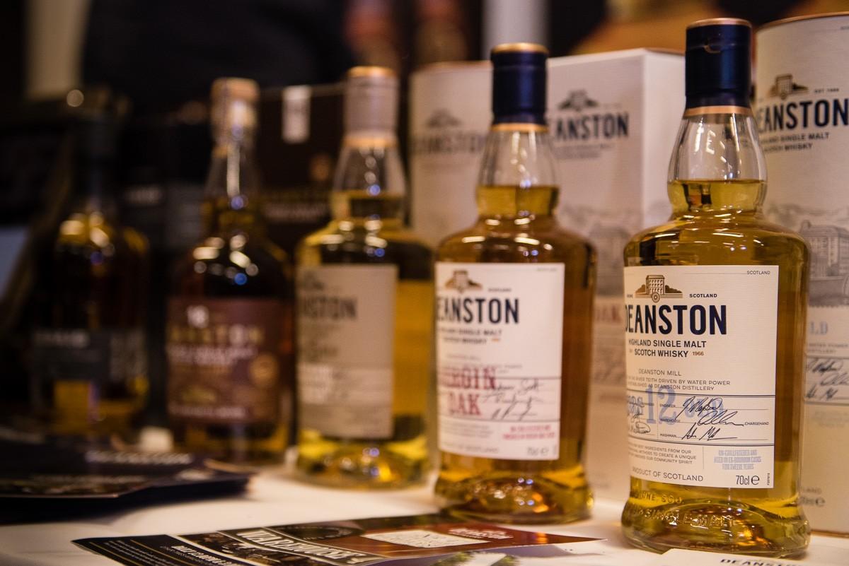 Distell Fife Whisky Festival