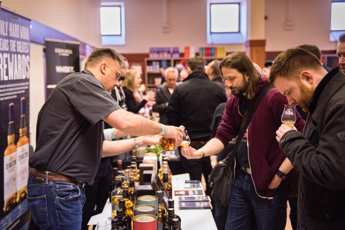 Deanston Fife Whisky Festival