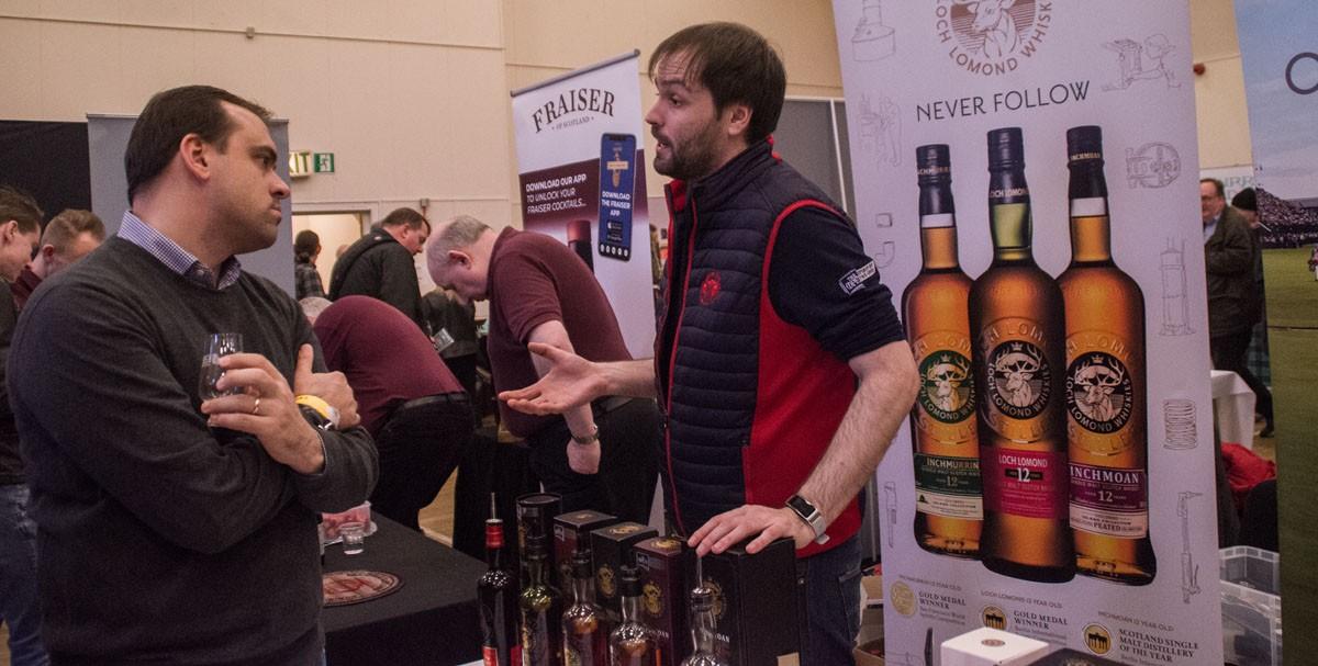 Loch Lomond Fife Whisky Festival