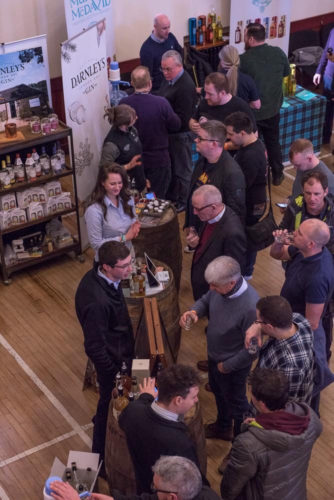 Kingsbarns Distillery Fife Whisky Festival