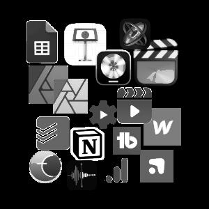 Tools für Social Media Content Erstellung