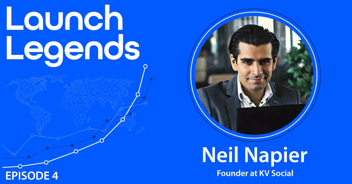 $225k Launch With Neil Napier Of KV Social